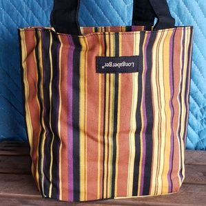 Longaberger lunch tote